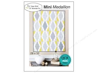 Sew Kind Of Wonderful QCR Mini Medallion Pattern