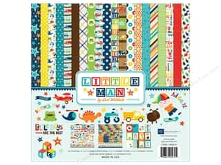 Weekly Specials Echo Park Collection Kit: Echo Park 12 x 12 in. Collection Kit Little Man