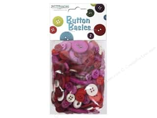 sewing & quilting: Buttons Galore Button Candy Bags 5.5 oz. Sweetheart Mix