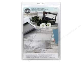 die cutting machines: Sizzix Big Shot Plus Cutting Pad Standard 2 pc. Clear