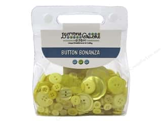 cover button: Buttons Galore Button Bonanza 1/2 lb. Sunshine