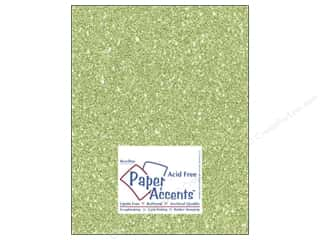 Cardstock 8 1/2 x 11 in. #5111 Glitz Silver/Margarita by Paper Accents 5 pc. Picture