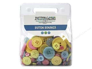 sewing & quilting: Buttons Galore Button Bonanza 1/2 lb. Pastel