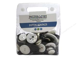 cover button: Buttons Galore Button Bonanza 1/2 lb. Tuxedo