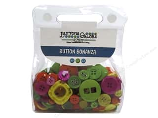 cover button: Buttons Galore Button Bonanza 1/2 lb. Fiesta