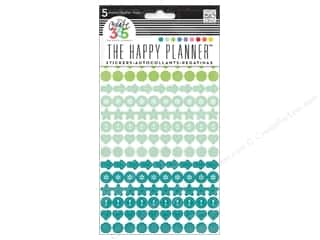 Me&My Big Ideas Collection Create 365 Happy Planner Sticker Colorful Dots