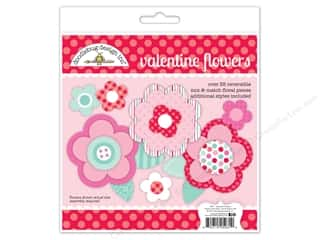 scrapbooking & paper crafts: Doodlebug Craft Kit Sweet Things Flower