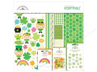 St. Patrick's Day: Doodlebug Collection Pot O Gold Essentials Kit