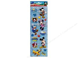 SandyLion Sticker Disney Mickey Layered Friends