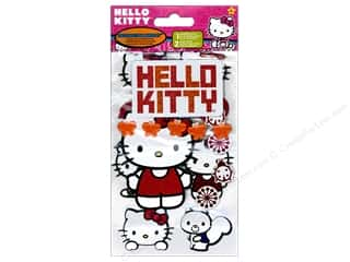 bird sticker: SandyLion Sticker Decoration Medley Hello Kitty