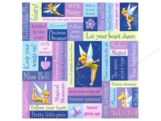 SandyLion 12 x 12 in. Paper Disney Fairies Tinker Bell (25 sheets)