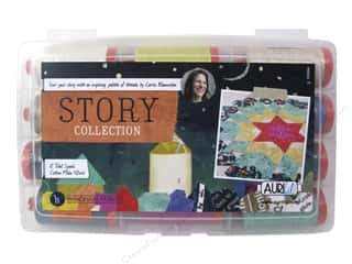 Aurifil Thread Box 12 pc. Carrie Bloomston's Story