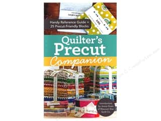 C&T Publishing Quilter's Precut Companion Book