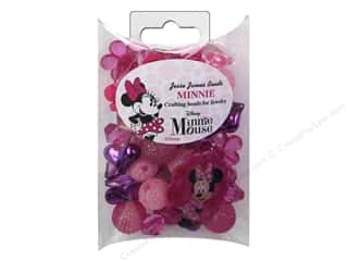 beading & jewelry making supplies: Jesse James Kit Jewelry Bead Disney Minnie Mouse