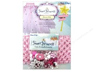 beading & jewelry making supplies: Jesse James Kit Inner Princess Pink