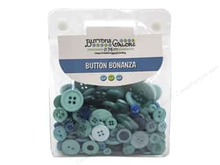 cover button: Buttons Galore Button Bonanza 1/2 lb. Waterfall