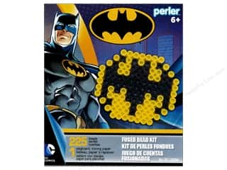 beading & jewelry making supplies: Perler Fused Bead Kit Batman