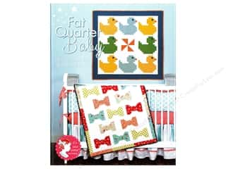 books & patterns: Fat Quarter Baby Book