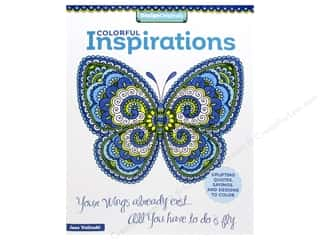 Design Originals Colorful Inspirations Coloring Book