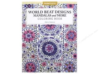 Design Originals World Beat Designs Mandalas & More Coloring Book
