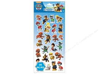 EK Success Nickelodeon Sticker Paw Patrol Mini Characters