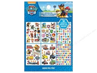 EK Success: EK Success Nickelodeon Sticker Paw Patrol Pad