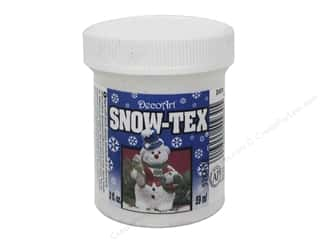 craft & hobbies: DecoArt Snow-Tex 2 oz.