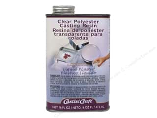 craft & hobbies: Castin'Craft Casting Resin without Catalyst 16oz