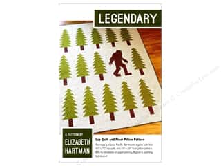 Books & Patterns: Elizabeth Hartman Legendary Pattern