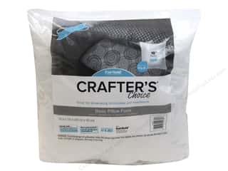 "craft & hobbies: Fairfield Pillow Form Crafters Choice 18"" Square"