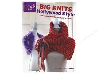 Taunton Press Big Knits Hollywood Style Book