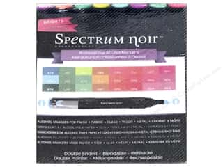 Weekly Specials Crafter's Companion Spectrum Noir Pen: Crafter's Companion Spectrum Noir Pen Set Brights 24 pc.