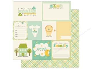 Carta Bella 12 x 12 in. Paper It's A Boy Journal Cards Picture