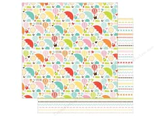 Spring Paper: Echo Park 12 x 12 in. Paper Spring Collection Hello Spring (25 sheets)