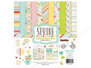 Weekly Specials Echo Park Collection Kit: Echo Park 12 x 12 in. Collection Kit Spring