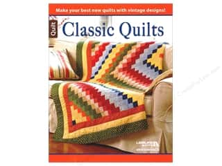 books & patterns: Classic Quilts Book by Leisure Arts