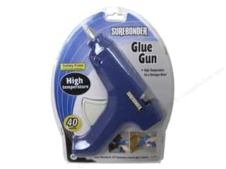 Hot Glue: Surebonder Glue Gun Full Size High Temp 40 Watt