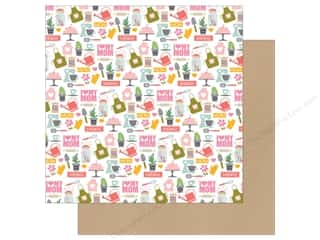 scrapbooking & paper crafts: Echo Park 12 x 12 in. Paper Beautiful Mom I Love My Mom (15 sheets)