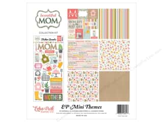 Clearance Echo Park Collection Kit: Echo Park 12 x 12 in. Collection Kit Beautiful Mom