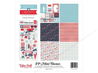 scrapbooking & paper crafts: Echo Park 12 x 12 in. Collection Kit Sweet Liberty