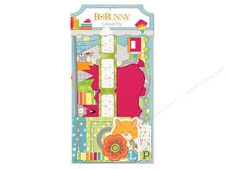 Bo Bunny Noteworthy Journaling Cards Toy Box