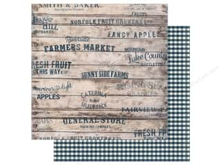 Authentique 12 x 12 in. Paper Homestead Branded (25 sheets)