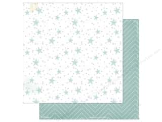 patterned paper: Crate Paper 12 x 12 in. Paper Little You Little Toes (25 sheets)
