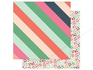 patterned paper: My Mind's Eye 12 x 12 in. Paper On Trend 2 Vivid (25 sheets)