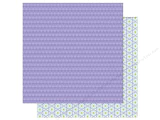 Doodlebug 12 x 12 in. Paper Under The Sea Mermaid Ruffles (25 sheets)