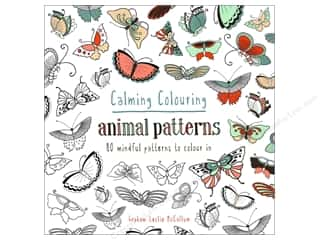 Batsford Publishing: Batsford Calming Colouring Animal Patterns Book