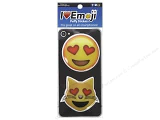 Everything Emoji Puffy Stickers Set 3