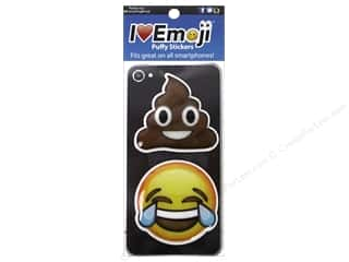 Everything Emoji Puffy Stickers Set 1