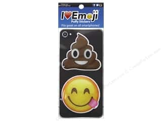 Everything Emoji Puffy Stickers Set 6