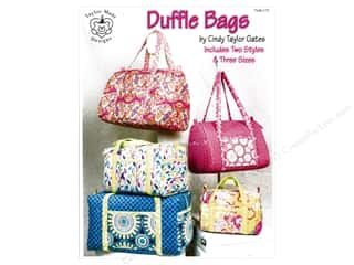 Purses: Taylor Made Duffle Bags Book